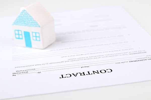 Key Terms In Real Estate Contracts: A - B