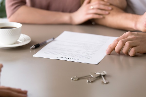 Key Terms In Real Estate Contracts: C
