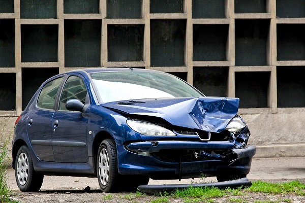 What To Do If You're In A Motor Vehicle Accident