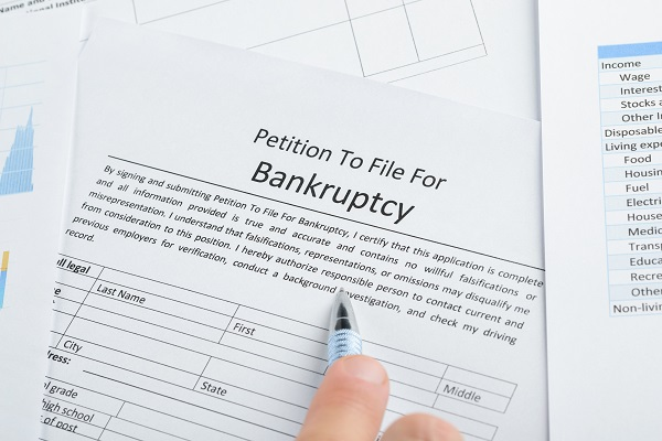 Federal Law Discourages Last-Minute Bankruptcy Filings